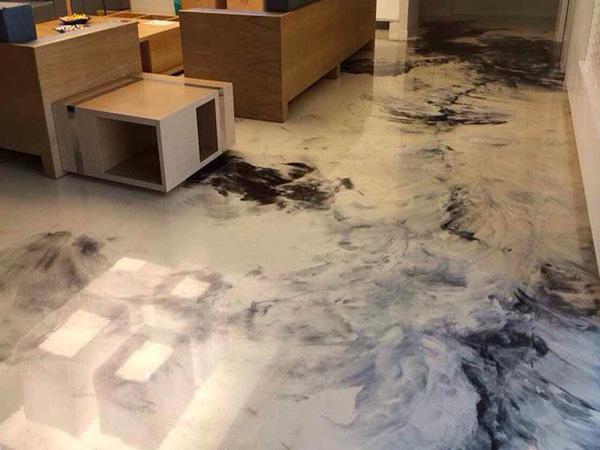 如何區別不同種類的地坪漆?