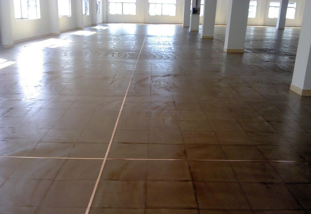 朔美防靜電地坪的重要環節—銅箔的鋪設