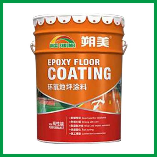 超耐磨環氧地坪漆面漆材料