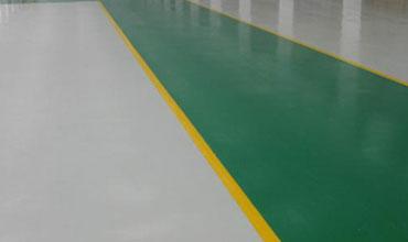 湿度偏高环氧地板漆施工解决方案