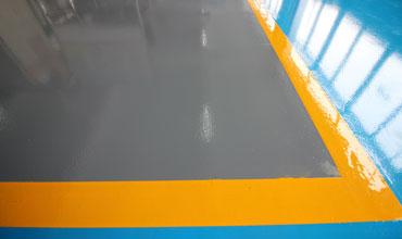地坪漆厂家:用实力告诉我们地坪漆是未来家居