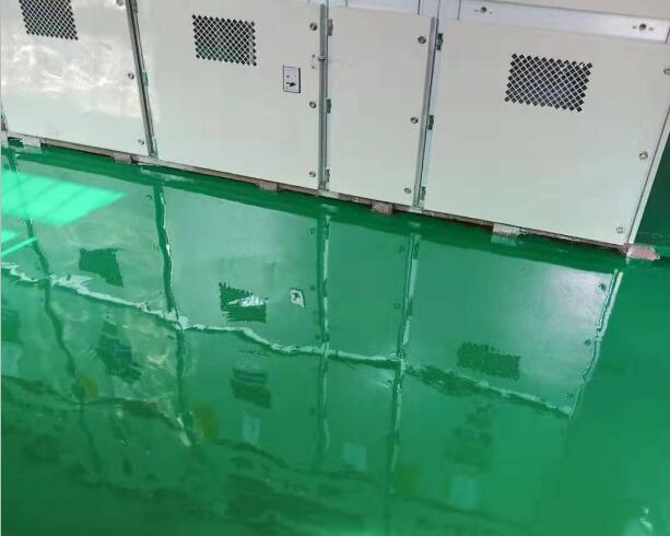 环氧树脂地坪漆多少钱一个平方