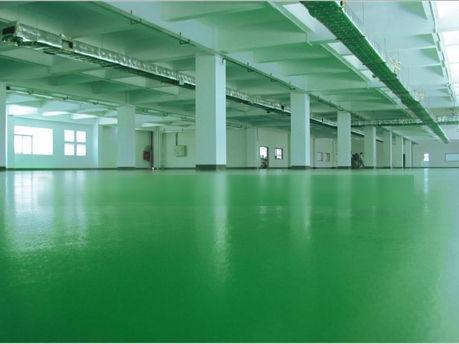 环氧地坪漆的施工注意事项以及最新报价