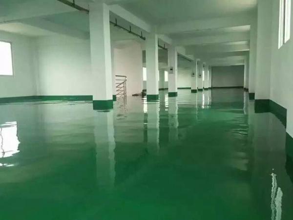 环氧树脂薄涂地坪使用注意及其储藏