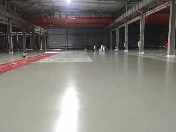 不同受損程度的地坪翻新工序有何區別