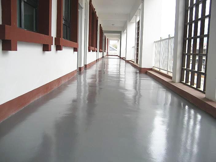 水性环氧地坪漆底漆材料性能及用途